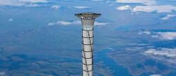 Svemirski toranj bi bio 20 puta viši od dosadašnjih najviših građevina na svijetu [Thoth Technology]