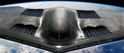 svemirski bombarder